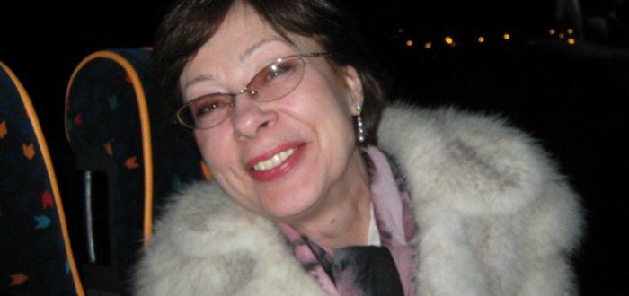 13 января 2012 г. Поездка на Авалу: И.В. Тяпкова